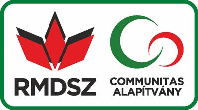Imagini pentru rmdsz communitas logo